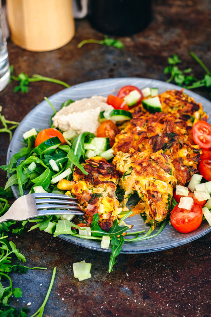 Vegan-Veggie-Fritters