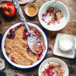 Vegan Fruit Crumble Recipe