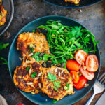 Vegetable Fritters (Vegan & Gluten Free)