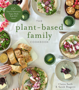 The Plant-Based Family Cookbook