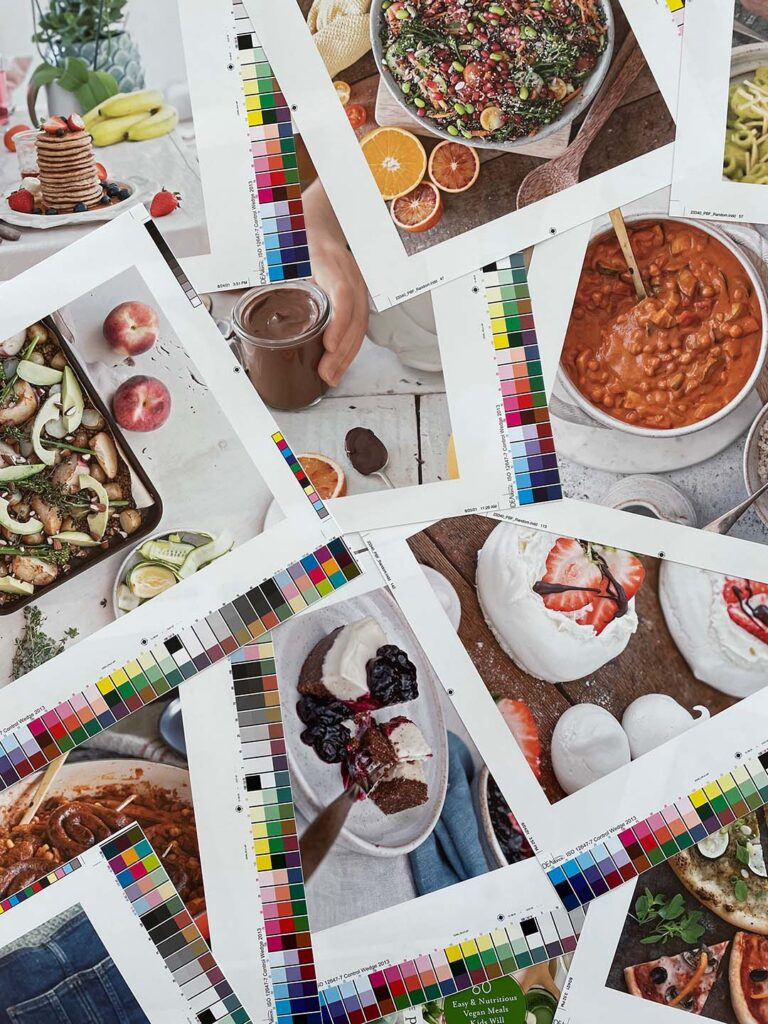 Recipe images The Plant-Based Family Cookbook