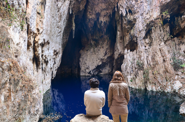 Chinhoyi Caves Zimbabwe