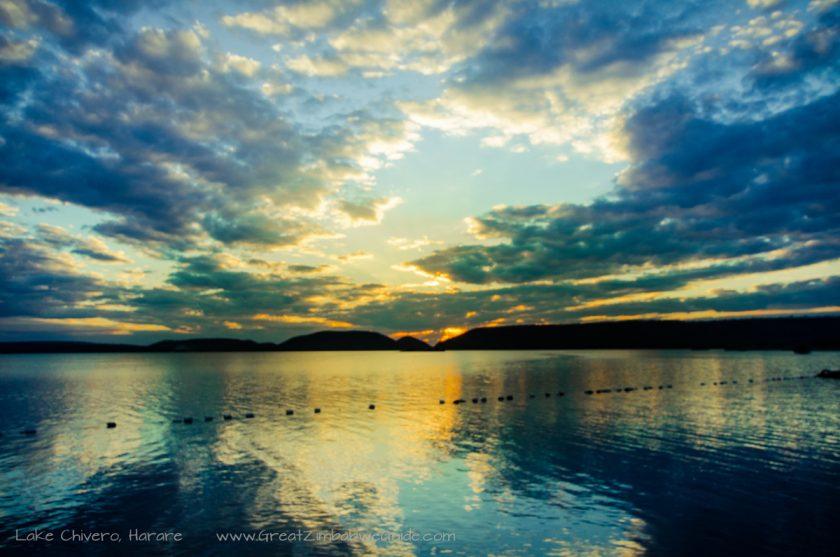 Lake Chivero Harare Zimbabwe Africa