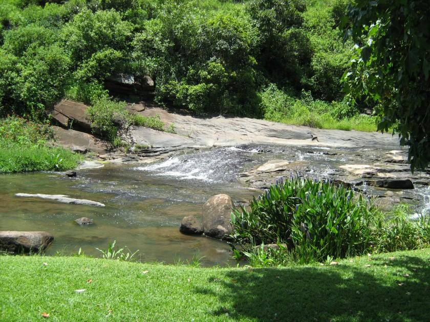 Raintree venue Harare