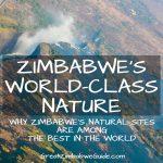 Zimbabwe world-class nature