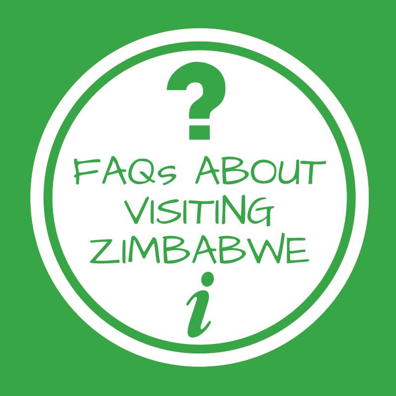Visiting Zimbabwe Advice