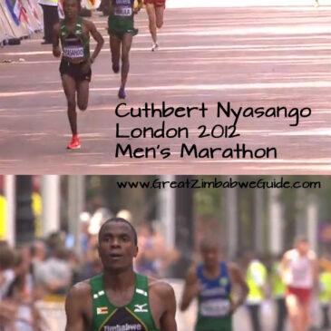 Zimbabwe at the 2012 Olympics: week two