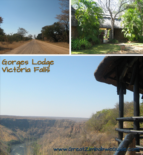Gorges Lodge Victoria Falls great zimbabwe guide