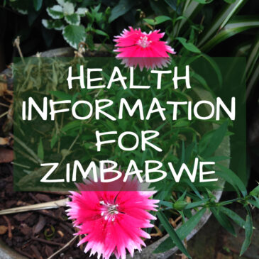 Health information for visitors to Zimbabwe