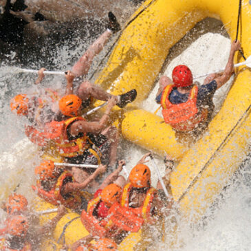 Best Vic Falls activities: 6. Go white-water rafting in Victoria Falls