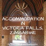 accommodation victoria falls zimbabwe