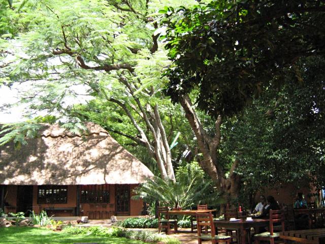 Coffee shop Harare