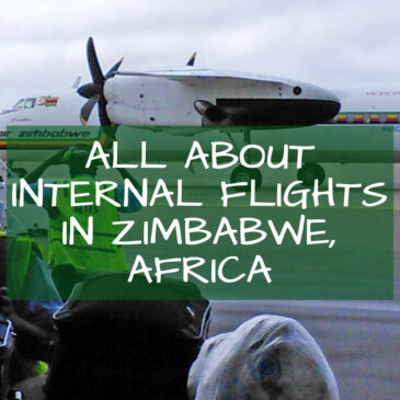 Internal flights in Zimbabwe: Full list of airlines and routes
