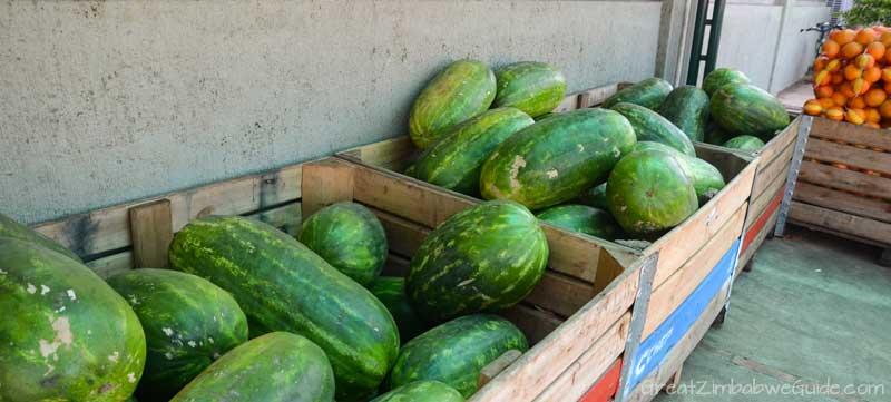 Food Zimbabwe Supermarket