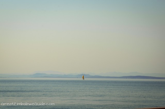 Kariba sailboat