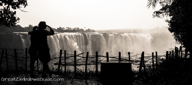 Travel journal 2013: Victoria Falls waterfall tour