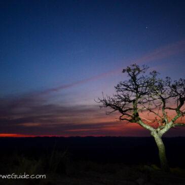 Matopos sunset: Full photo post