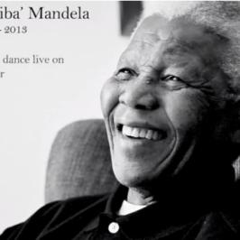 Nelson Mandela Taps Mugadza