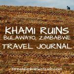 Khami Ruins Bulawayo Zimbabwe Information
