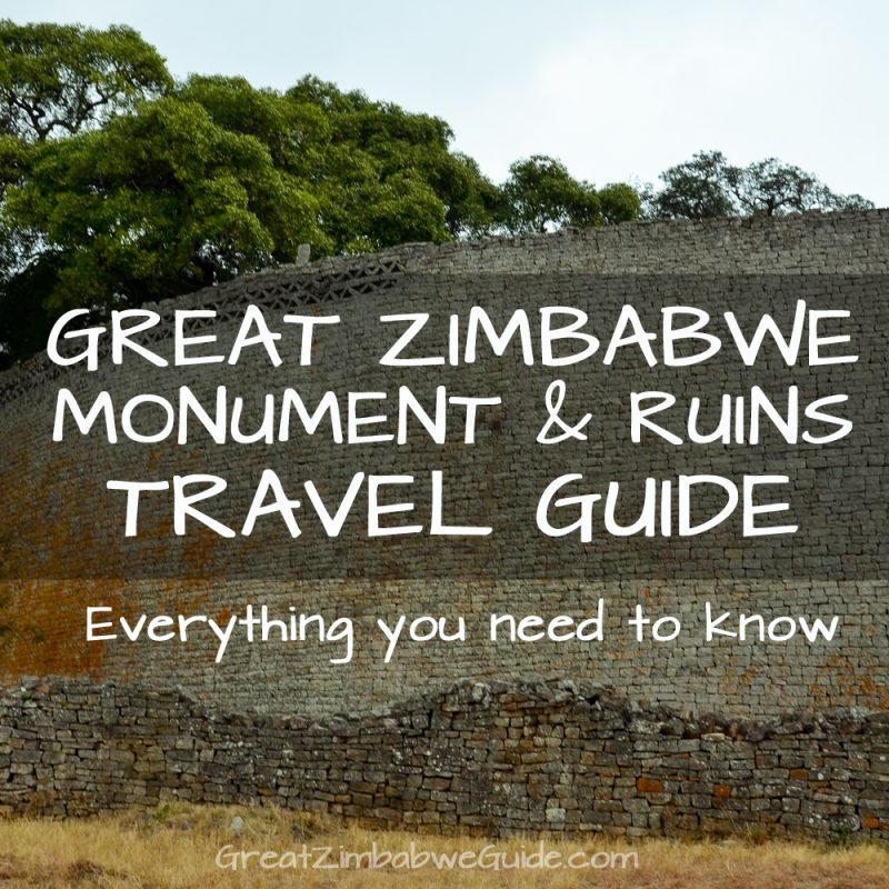 Guide to Great Zimbabwe Ruins