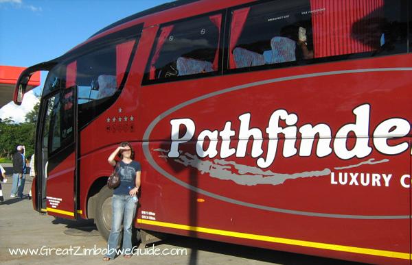 Zimbabwe Coach travel