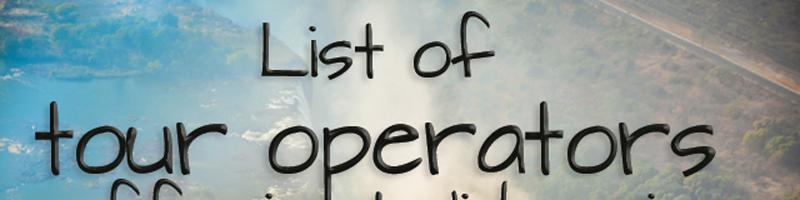 Zimbabwe tour operator directory: Comprehensive list of tours