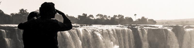 Victoria Falls waterfall Zimbabwe