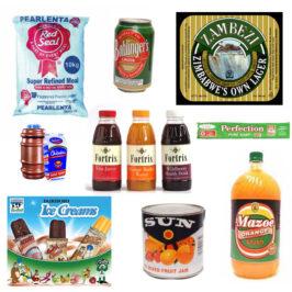 Zimbabwe food brands 2