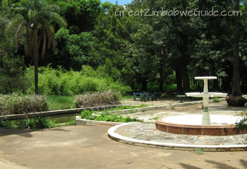 Great Zimbabwe Guide 2008 Bulawayo Park