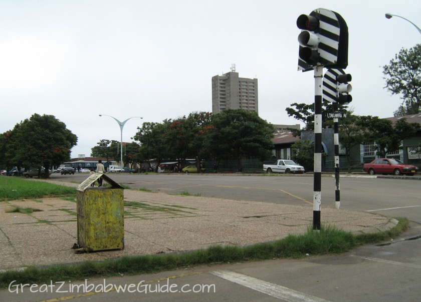Great Zimbabwe Guide 2008 Bulawayo Street