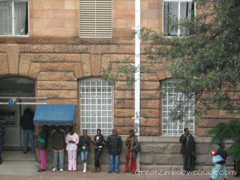 Great Zimbabwe Guide 2008 Cash Machine