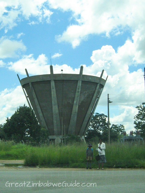 Great Zimbabwe Guide 2008 Harare Water Tower