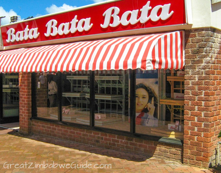 Great Zimbabwe Guide 2008 Shoe Shop Harare