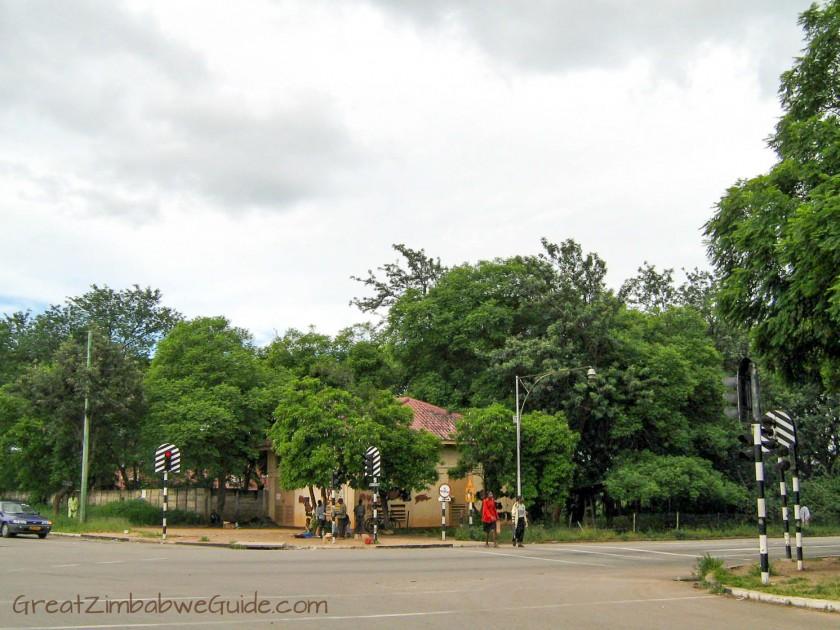 Great Zimbabwe Guide Bulawayo street