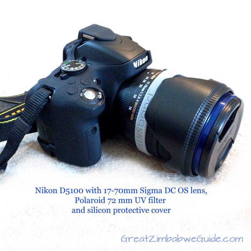 Safari Camera Gear Nikon