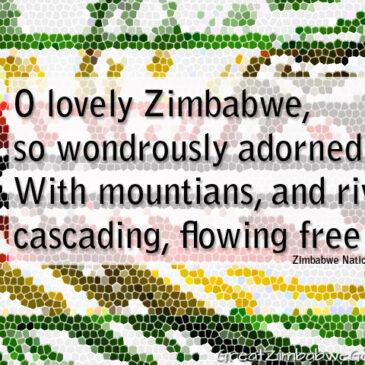 Independence Day 2016: Zimbabwe National Anthem