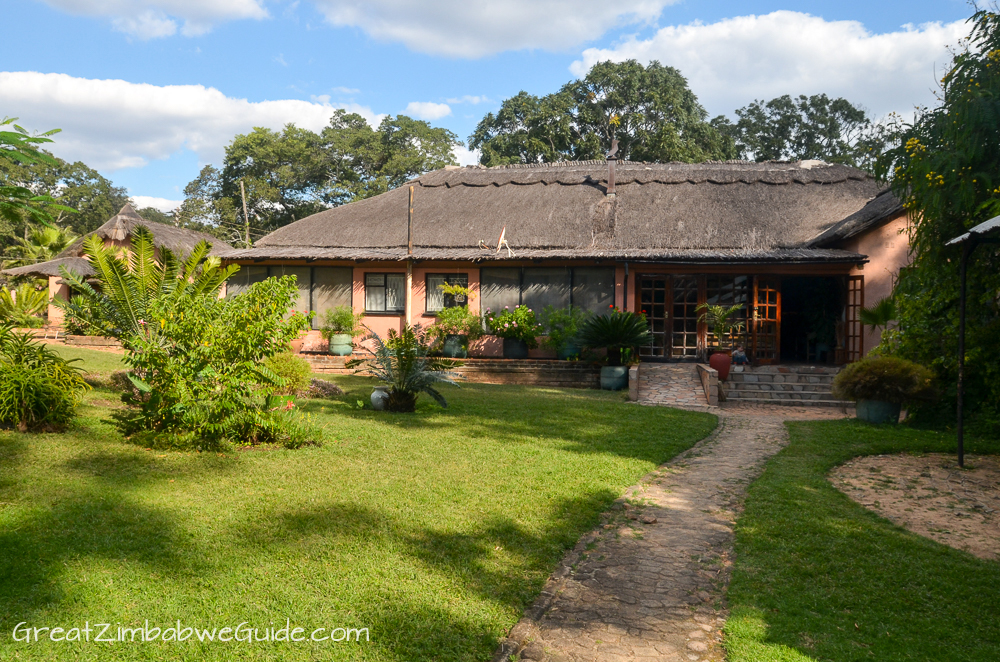 Mbizi Game Park Zimbabwe central lodge