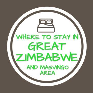 Where to stay around Great Zimbabwe and Masvingo area: Best accommodation picks