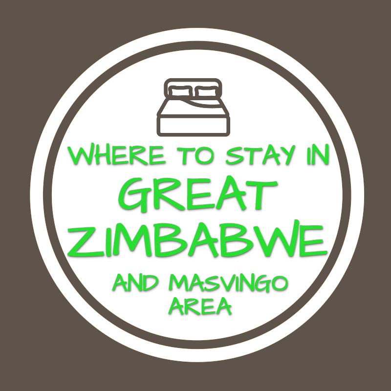 Where to stay Great Zimbabwe Masvingo