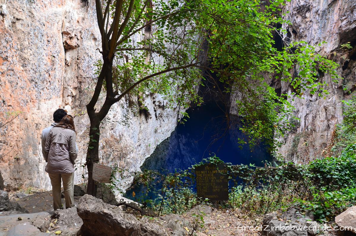 Chinhoyi Caves Zimbabwe 003