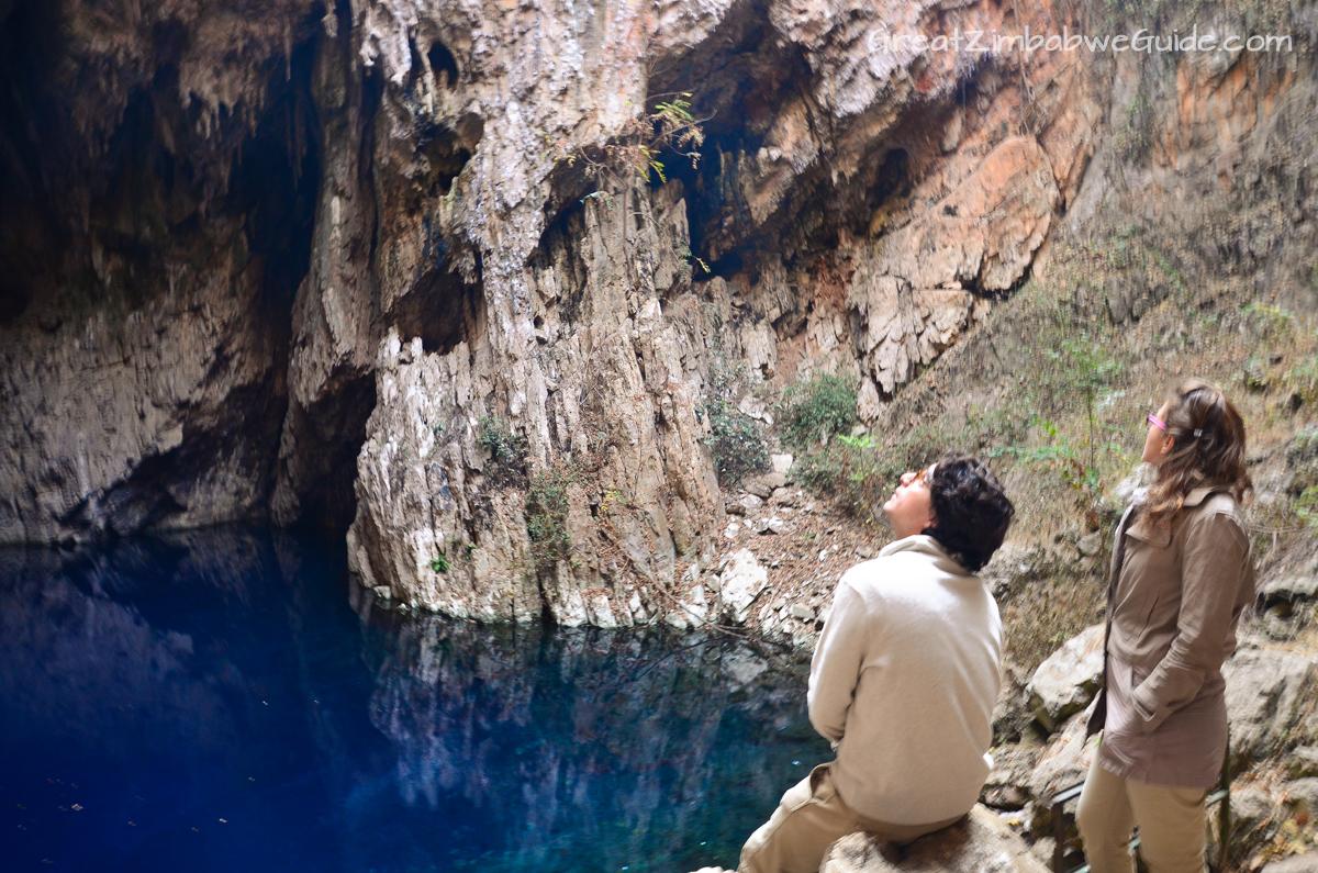 Chinhoyi Caves Zimbabwe 007