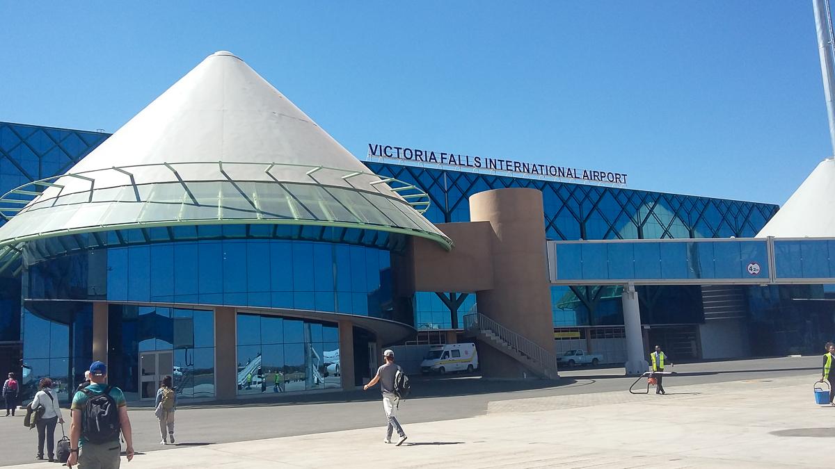 Zimbabwe airport