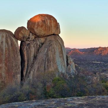 Zimbabwe self-drive travel journal: Part 3: Matobo National Park and Harare