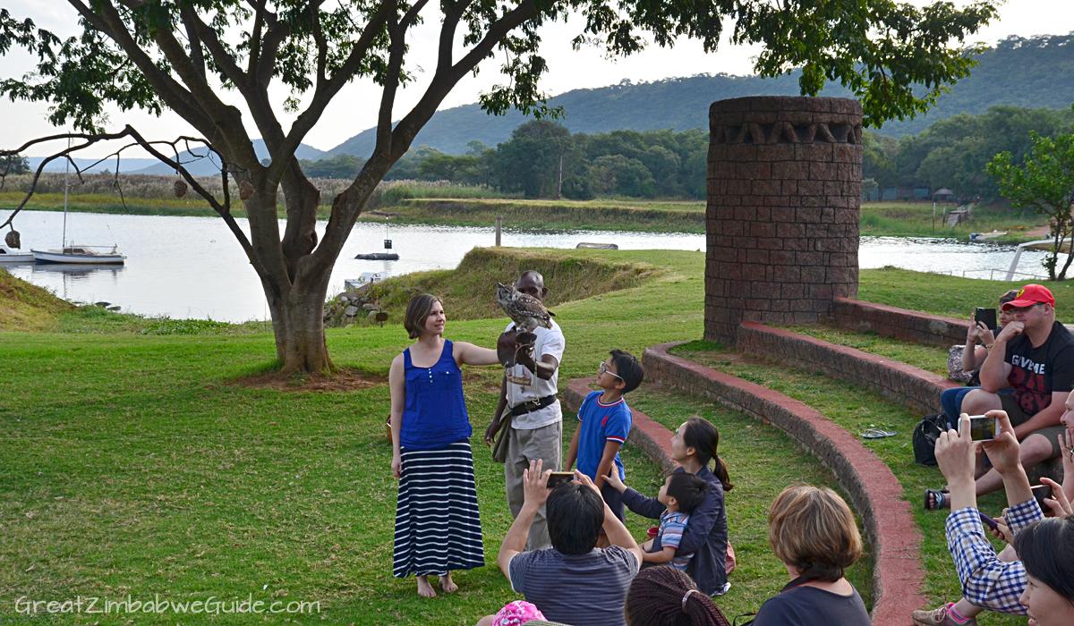 Bird Park Harare Zimbabwe Activities Display