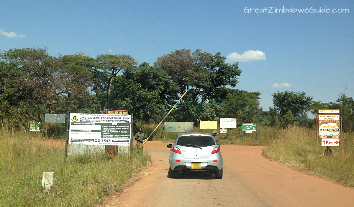 Bird Park Harare Zimbabwe Activities Road