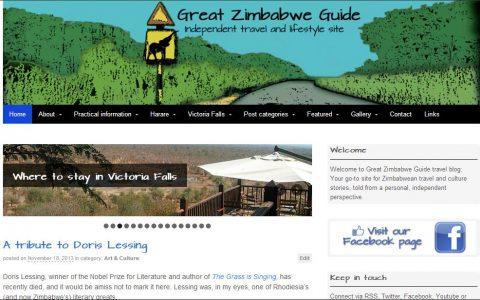 Screenshot Great Zimbabwe Guide 2013