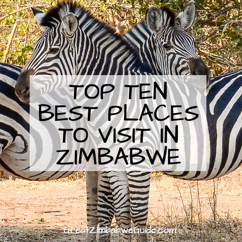 Best places to visit in Zimbabwe