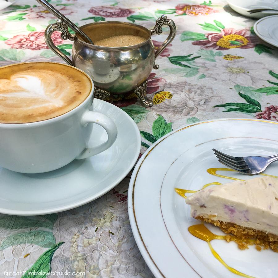 Harare Zimbabwe Coffee Shop 01