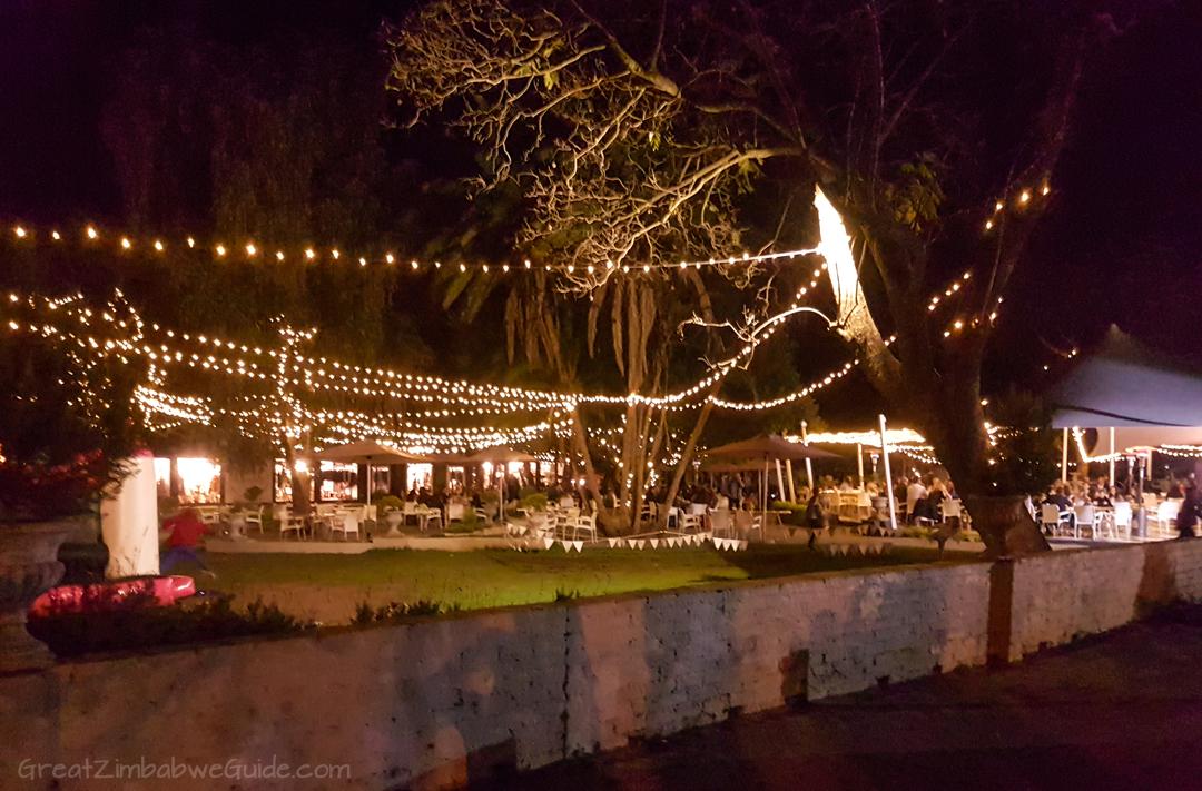 Harare nightlife Zimbabwe