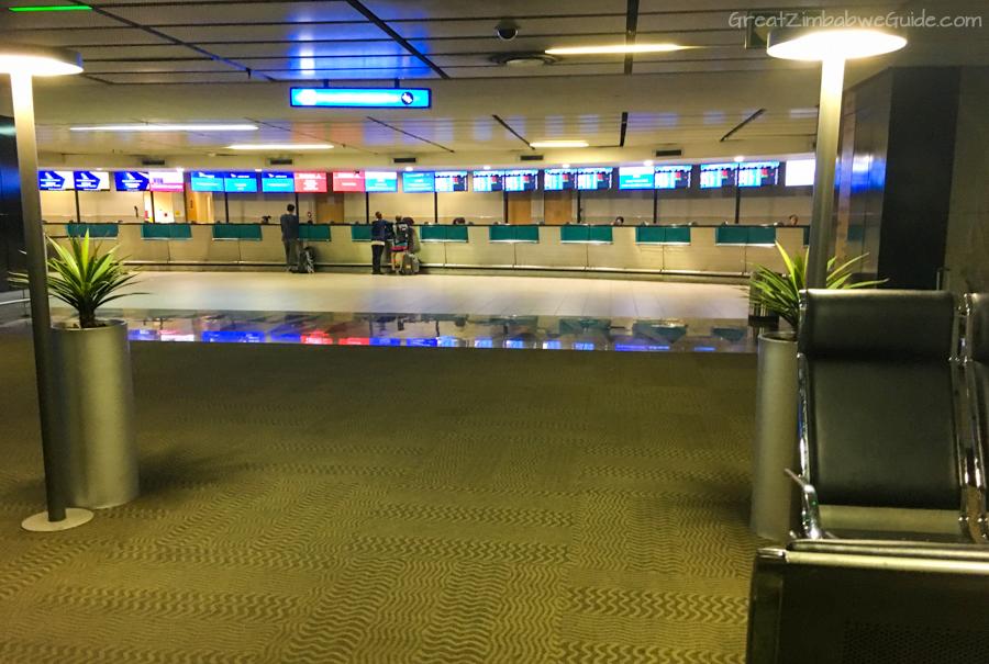 Transit through Johannesburg International Airport Transfer Info 03